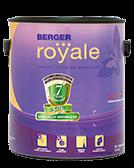 Berger Royale Luxury Interior Emulsion Silk